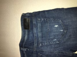 Diesel 3/4 Length Jeans dark blue