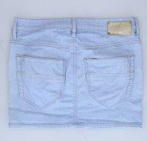 Diesel Jeans Denim Rock in blau Gr. W 28