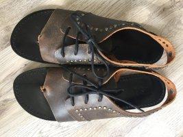 Diesel Leder Sandalen neuwertig