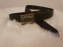 Diesel Leather Belt brown