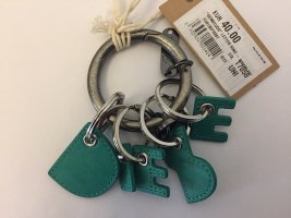 Diesel Key Chain green