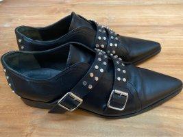 Diesel Schuhe Black Gold