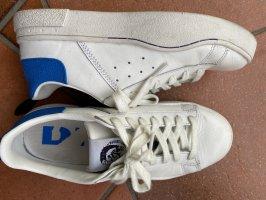 Diesel Lace-Up Sneaker white-blue