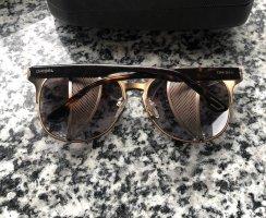 Diesel Gafas de sol ovaladas marrón