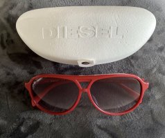 Diesel Glasses red