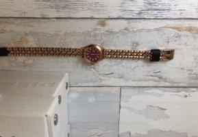 Diesel Reloj analógico color rosa dorado-negro