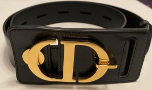 Christian Dior Leather Belt multicolored