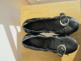 Dior Ballerinas schwarz