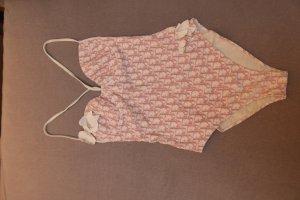 Dior Oblique Badeanzug rosa