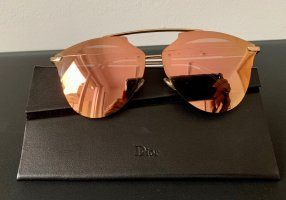 Christian Dior Glasses nude metal