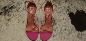 DIOR sandalen rose 37 1/2 luxus