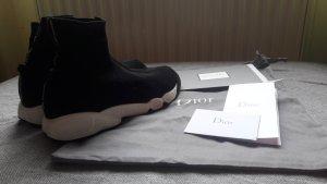 Christian Dior Slip-on Sneakers white-black