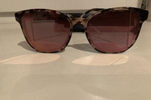 Dior Occhiale rosa antico-marrone scuro