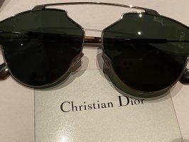 Christian Dior Occhiale da pilota multicolore
