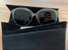 Dior Occhiale stile retro argento Metallo