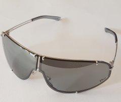 Dior Occhiale da pilota argento-marrone chiaro Metallo