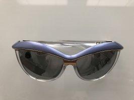 Dior Retro Glasses light blue-light pink