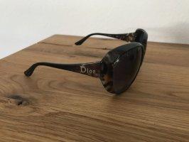 Dior Oval Sunglasses multicolored
