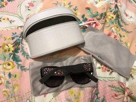 Dior Okulary retro Wielokolorowy