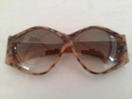 Christian Dior Gafas Retro marrón