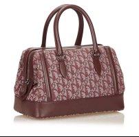 Dior Carry Bag bordeaux