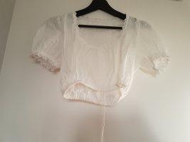 Vestido Dirndl blanco
