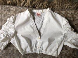 Tradycyjna bluzka biały
