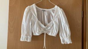 Traditional Blouse white cotton