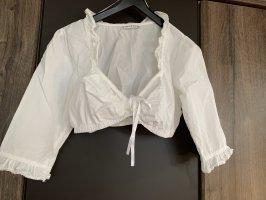 Melega Traditional Blouse white