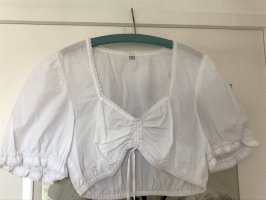 Hallhuber Traditional Blouse white