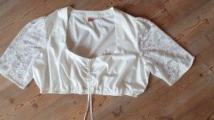 Spieth & Wensky Blusa folclórica blanco