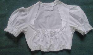 Angermaier Tradycyjna bluzka biały