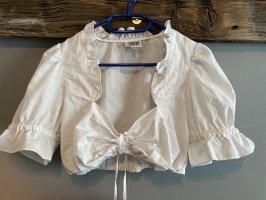Country Line Blusa tradizionale bianco