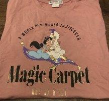 Stradivarius Camiseta estampada multicolor Algodón