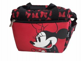 Disney Carry Bag red-black