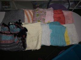 diverse Schals