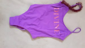 Divine, Badeanzug blauviolett, Gr. 36