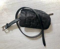 DKNY Marsupio nero-bianco