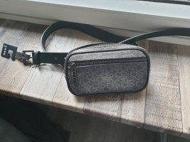 DKNY Buiktas zwart-grijs