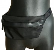 DKNY Bauchtasche schwarz Casual-Look