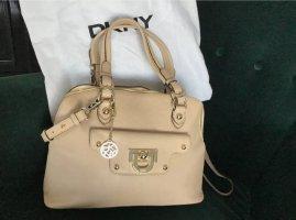 DKNY  ,beige leder, NP 380€