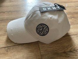 DKNY Casquette de baseball blanc-noir