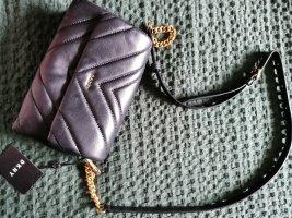 DKNY Handtasche Umhängetasche schwarz