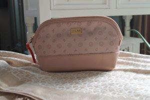 DKNY Stoffen tas stoffig roze Gemengd weefsel