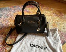 DKNY Saffiano Leder Handtasche mittelgroß wie neu