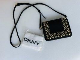 DKNY Tasche mit goldenen Nieten