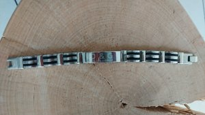 Dolce & Gabbana Bracelet silver-colored-black