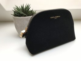 Dolce & Gabbana Mini sac noir polyester