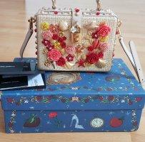 Dolce & Gabbana Box Tasche mit Krystalle