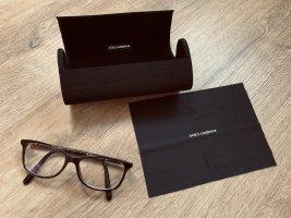 Dolce & Gabbana Glasses light brown-dark brown